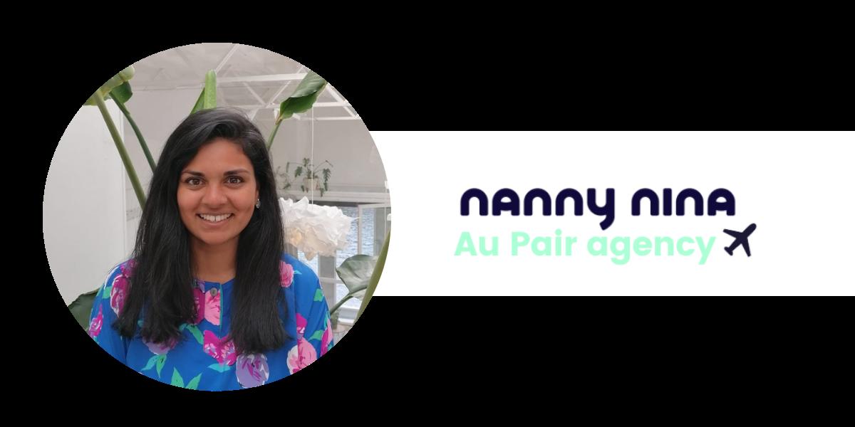 Ritsya au pair agency Nanny Nina