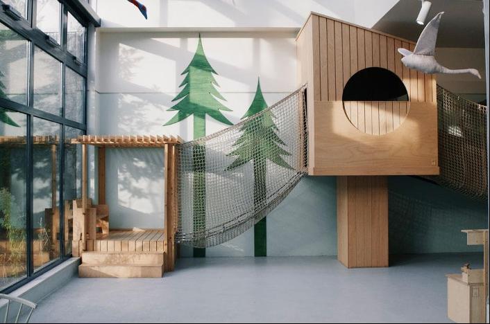 kidsproof lunchrooms in den haag