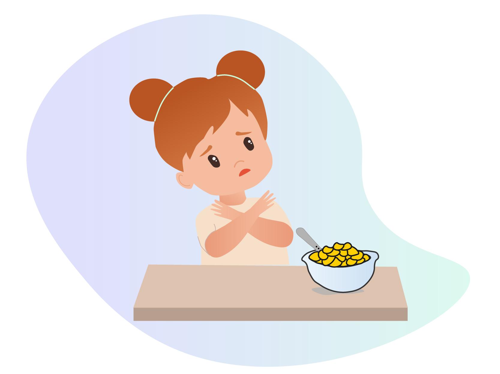 Help mijn oppaskind is een moeilijke eter!