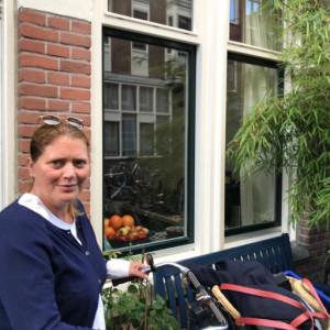 Oppas in Amsterdam
