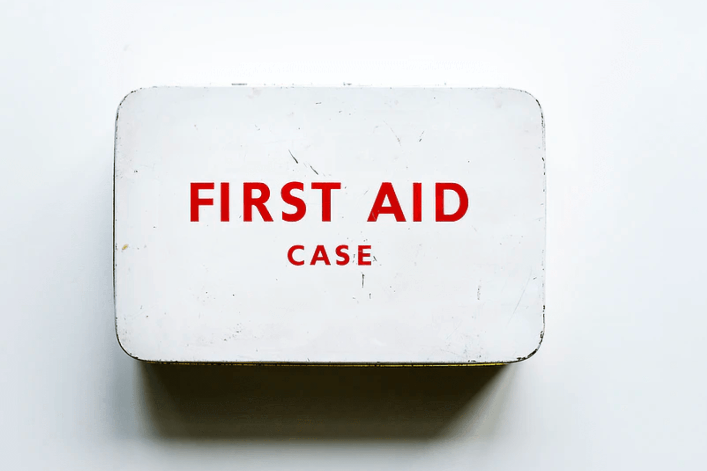 first aid ehbo koffer