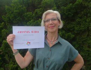 joyful kids programma Annette Schröder