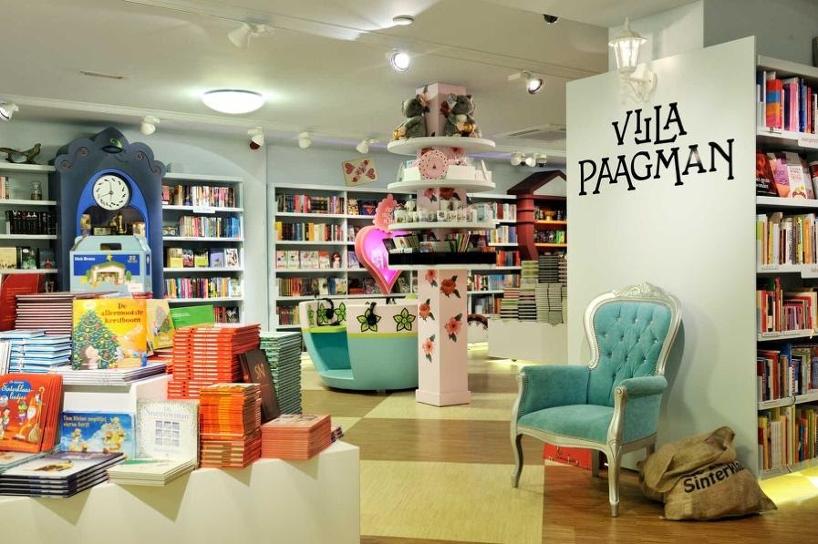 kinderboeken winkels in den haag
