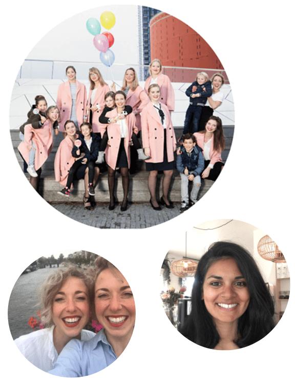 Au pair agency nanny nina agents ritsya and Jasmijn