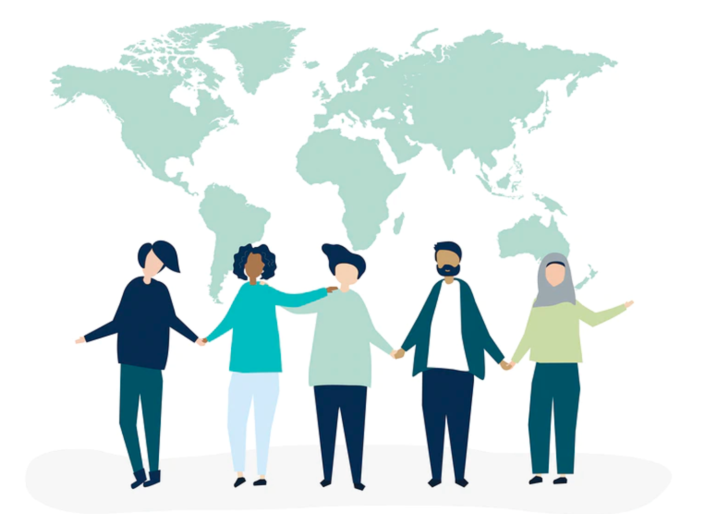 Au pair uitwisseling programma au pair bureau nanny nina groene wereldkaart diverse landen au pairs ontmoeten elkaar