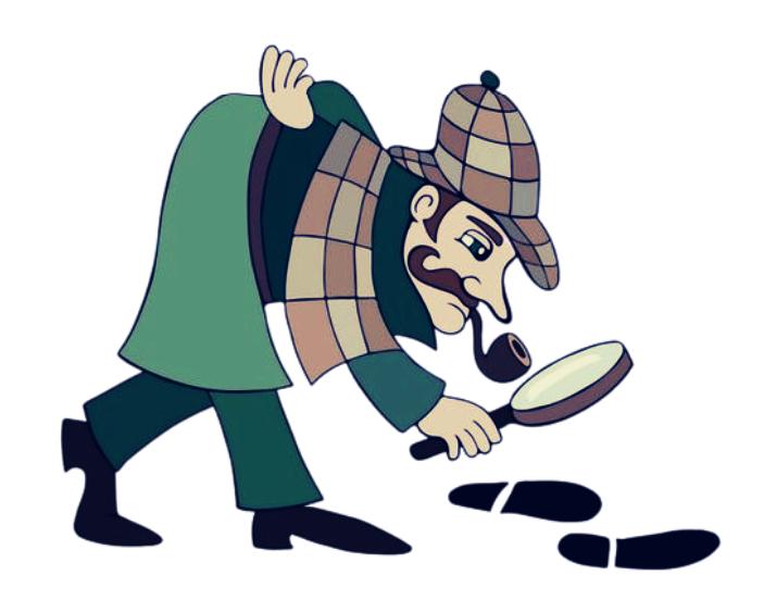 wees een echte detective en doe mee met de speurtocht!