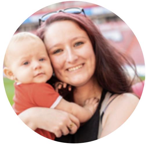 Blogger Iris, moeder van Sky oppas bij nanny nina met haar kindje sky blogt over haar ervaringen als nanny en moeder