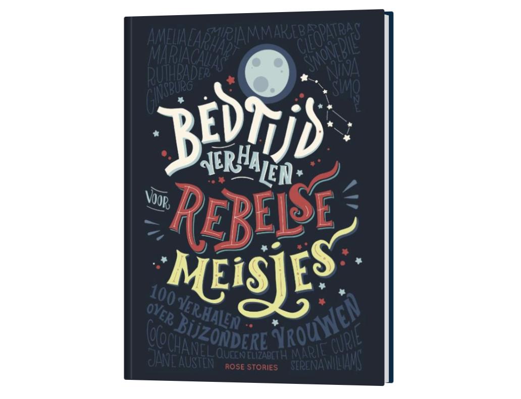 Boek: Bedtijd verhalen voor rebelse meisjes