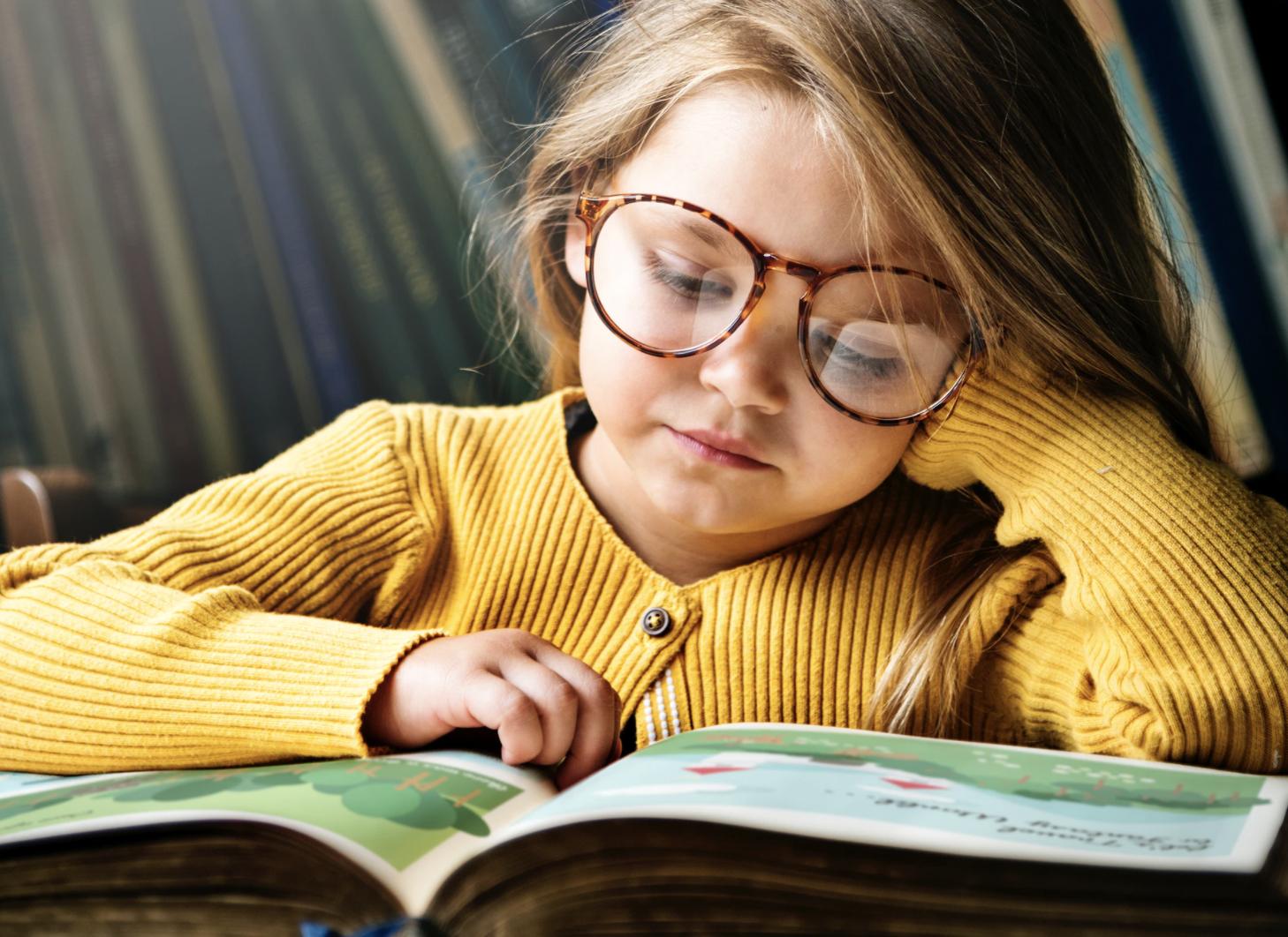 Kinderen voorlezen